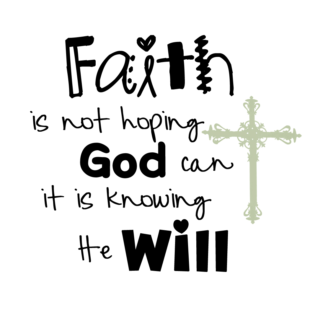 have faith christian - photo #1